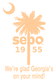 SEPA 1955 - We're glad Georgia's on your mind!