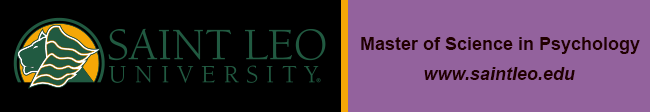 Saint Leo University Master of Science in Psychology